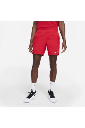 Nike Court Dri-FIT Victory Men's 18cm (approx.) Tennis Shorts - Red