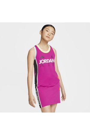 Nike Jordan Older Kids' (Girls') Tank - Pink