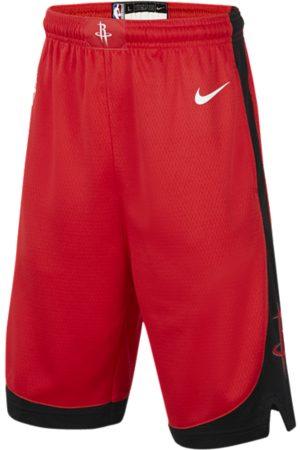 Nike Houston Rockets Icon Edition Older Kids' NBA Swingman Shorts - Red
