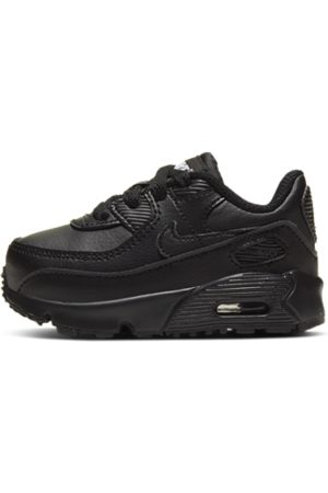 Nike Air Max 90 Baby and Toddler Shoe - Black
