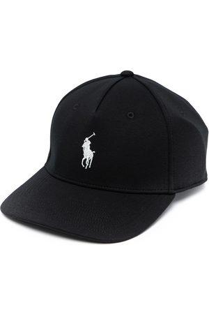 Polo Ralph Lauren Miehet Hatut - Logo-embroidered baseball cap