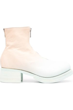 GUIDI Naiset Nilkkurit - Zip-up gradient ankle boots