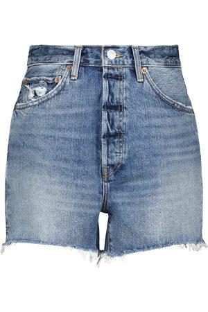RE/DONE 50s Cutoffs denim shorts
