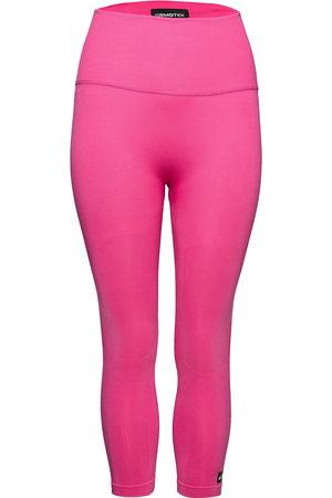 adidas Naiset Leggingsit - Formotion Sculpt Tights W Running/training Tights Vaaleanpunainen