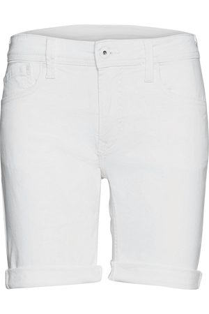Pepe Jeans Poppy Shorts Denim Shorts Valkoinen
