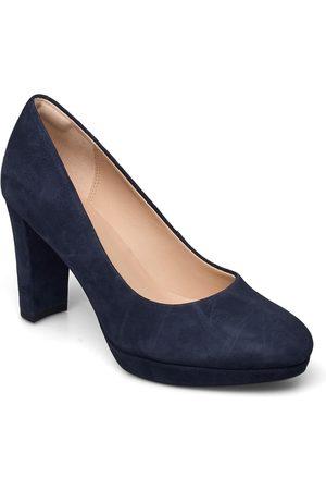 Clarks Naiset Avokkaat - Kendra Sienna Shoes Heels Pumps Classic
