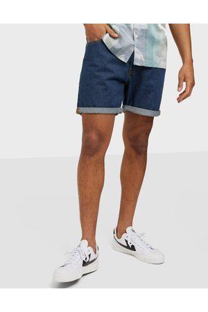 Jack & Jones Jjichris Jjoriginal Shorts Am 999 Shortsit Blue Denim