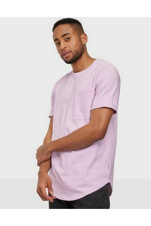 Only & Sons Miehet T-paidat - Onsgavin Life Ss Tee Noos T-paidat ja topit Winsome Orchid