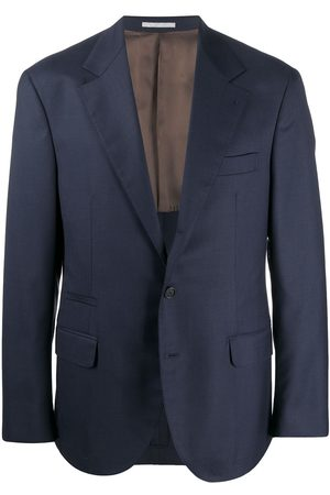 Brunello Cucinelli Miehet Bleiserit - Single-breasted blazer