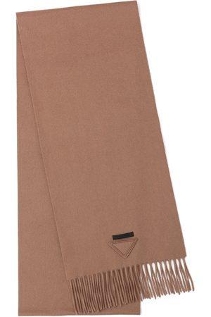 Prada Naiset Huivit - Solid-colour cashmere scarf