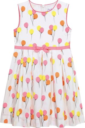 Rachel Riley Printed cotton dress