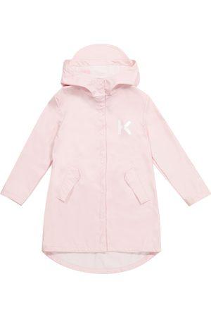Kenzo Technical raincoat