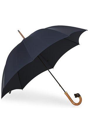 Fox Umbrellas Brown Spaniel Umbrella Navy