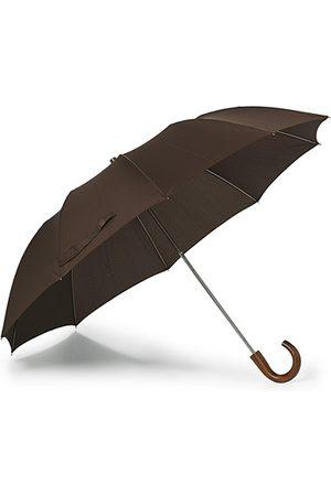 Fox Umbrellas Telescopic Umbrella Brown