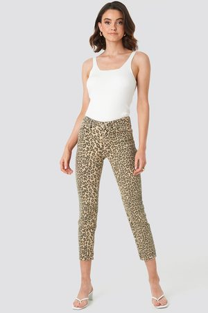 MANGO Animal Jeans