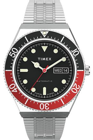 Timex M79 Automatic 40mm Black/Red