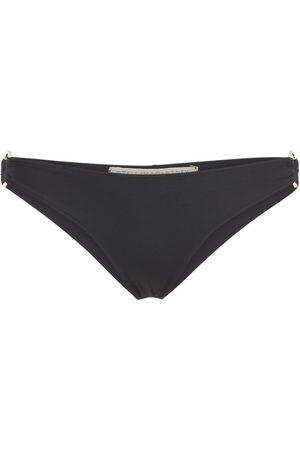 Stella McCartney Gold Ring Bikini Bottoms