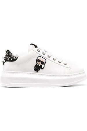 Karl Lagerfeld Kapri K/Ikonik patch chunky sneakers