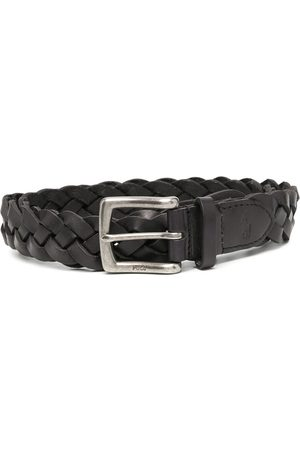 Polo Ralph Lauren Braided leather belt