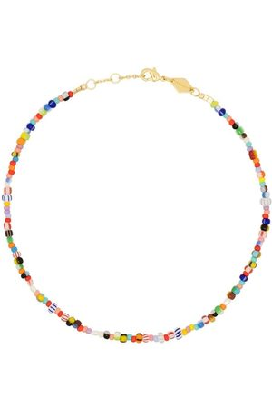 Anni Lu Naiset Bodyt - 18kt gold-plated Petit Alaia anklet