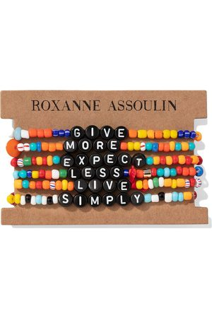 Roxanne Assoulin Naiset Rannekorut - Camp beaded bracelets
