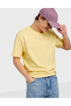 Only & Sons Miehet T-paidat - Onsanel Life Reg Ss Tee T-paidat ja topit Pale Banana