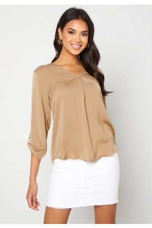 BUBBLEROOM Dixie blouse Champagne 34