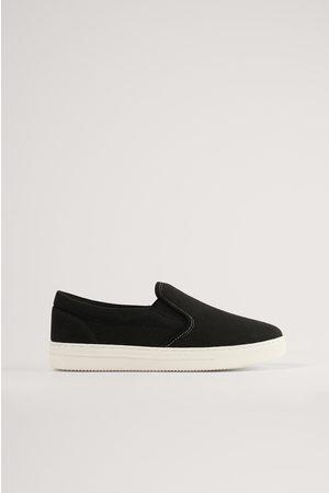 NA-KD Slip In -Tennarit - Black