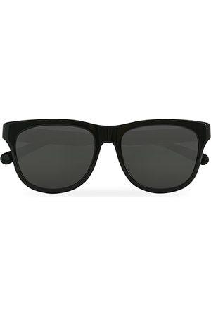 Gucci Miehet Aurinkolasit - GG0980S Sunglasses Black/Grey