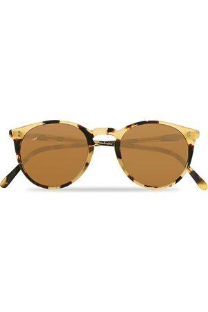 Oliver Peoples Miehet Aurinkolasit - O'Malley Sunglasses True Brown