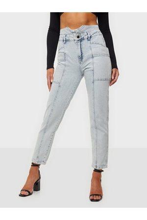 Co`Couture Naiset Boyfriend - Ocean Jeans