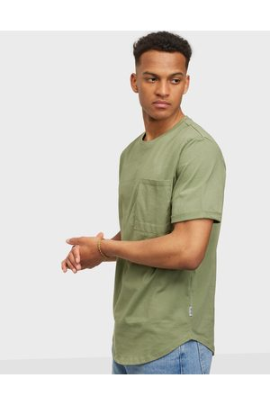 Only & Sons Miehet T-paidat - Onsgavin Life Ss Tee Noos T-paidat ja topit Oil Green