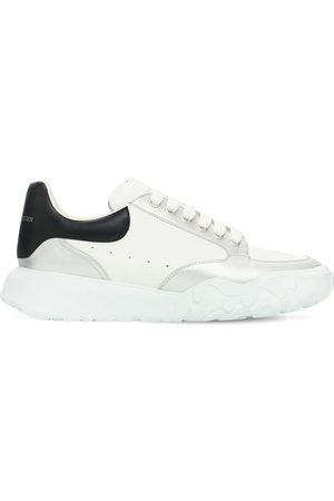 Alexander McQueen Miehet Tennarit - Leather Sneakers