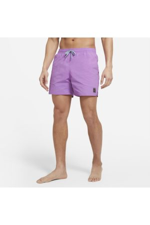 Nike Solid Icon Men's 13cm (approx.) Swimming Trunks - Purple