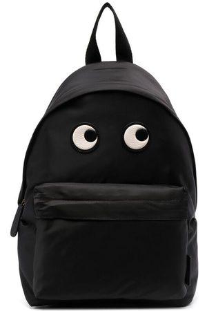 Anya Hindmarch Naiset Reput - Eyes recycled nylon backpack