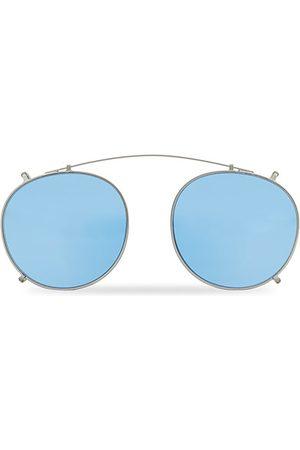 TBD Eyewear Miehet Aurinkolasit - Clip-ons Silver/Blue