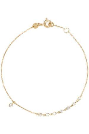 White Bird 18kt yellow diamond Clarisse Rich bracelet