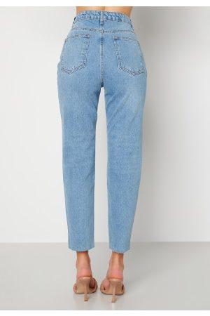 Trendyol High Waist Jeans Blue 34