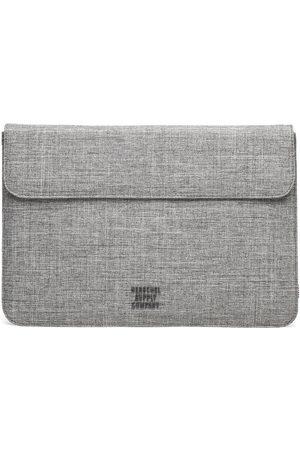 Herschel Spokane Sleeve For 12 Inch Macbook Bags Laptop Bags Harmaa