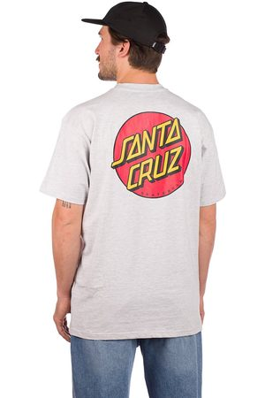 Santa Cruz Miehet T-paidat - Classic Dot Chest T-Shirt