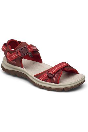 Keen Ke Terradora Ii Open Toe Sandal W Dark Red-Coral Shoes Sport Shoes Outdoor/hiking Shoes