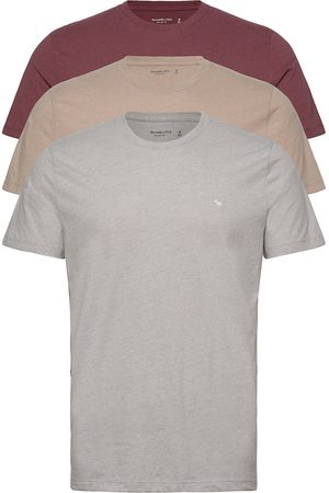 Abercrombie & Fitch Miehet T-paidat - Anf Mens Knits T-shirts Short-sleeved
