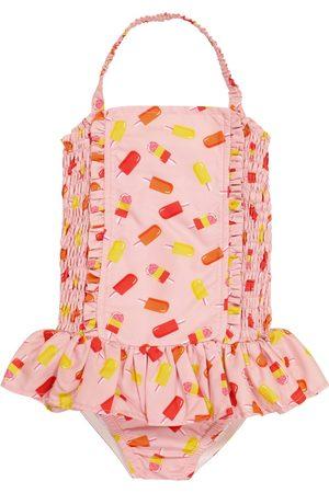 Rachel Riley Tytöt Uimapuvut - Printed swimsuit