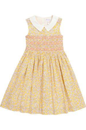 Rachel Riley Tytöt Printtimekot - Floral cotton dress