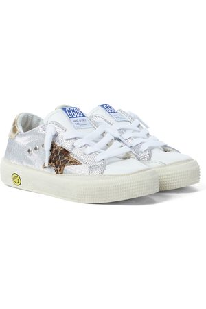 Golden Goose May embellished sneakers