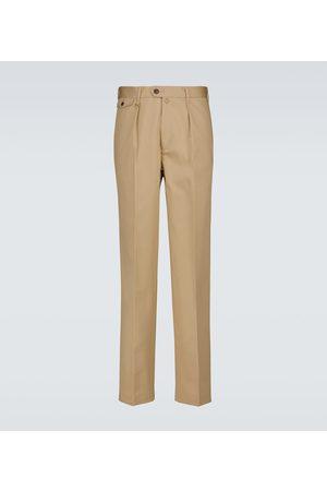 UNDERCOVER Miehet Chinot - Cotton chino pants