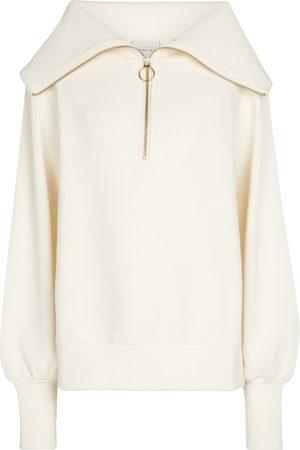 Varley Naiset Hupparit - Vine cotton-blend sweatshirt