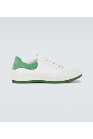 Alexander McQueen Miehet Loaferit - Deck Plimsoll sneakers