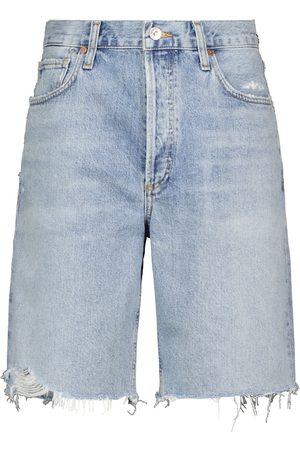 Citizens of Humanity Ambrosio high-rise denim shorts