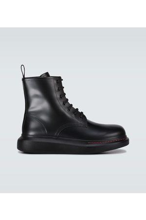 Alexander McQueen Miehet Nauhalliset saappaat - Hybrid lace-up boots